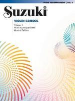 Suzuki Violin School 5 - Piano Acc. (Revised)