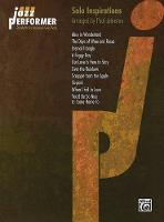 Jazz Performer: Solo Inspirations (Book)