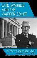 Earl Warren and the Warren Court: The Legacy in American and Foreign Law (Hardback)