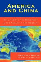 America and China: Asia-Pacific Rim Hegemony in the Twenty-first Century (Paperback)