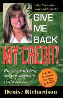 Give Me Back My Credit! (Paperback)