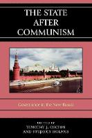 The State after Communism: Governance in the New Russia (Paperback)