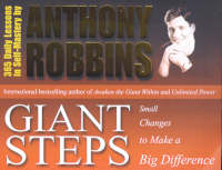 Giant Steps: Small Changes to Make a Big Difference (Paperback)