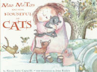 Mrs McTats and Her Houseful of Cats (Paperback)