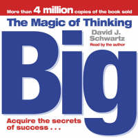 The Magic of Thinking Big (CD-Audio)