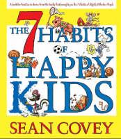 The 7 Habits of Happy Kids (CD-Audio)