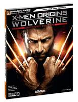 """""""X-Men Origins Wolverine"""" Official Strategy Guide (Paperback)"""