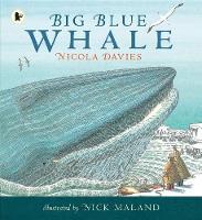 Big Blue Whale (Paperback)