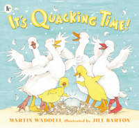 It's Quacking Time! (Paperback)