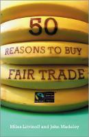 50 Reasons to Buy Fair Trade (Hardback)