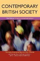 Contemporary British Society (Hardback)
