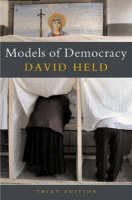 Models of Democracy (Hardback)