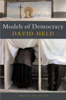 Models of Democracy (Paperback)