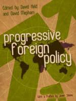 Progressive Foreign Policy (Hardback)