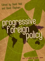 Progressive Foreign Policy (Paperback)