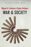 War and Society - Political Sociology (Hardback)