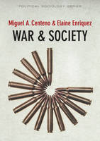 War and Society - Political Sociology (Paperback)