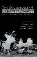 The Governance of Climate Change (Hardback)