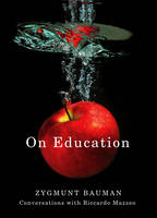 On Education: Conversations with Riccardo Mazzeo (Paperback)