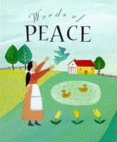 Words of Peace - Words of.... (Hardback)