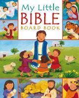 My Little Bible board book (Board book)