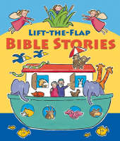 Lift-The-Flap Bible Stories - Lift-the-Flap (Paperback)