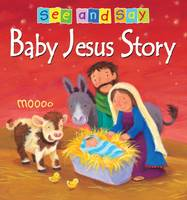 Baby Jesus - See and Say (Board book)
