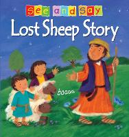 Lost Sheep Story (Board book)