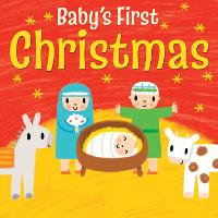 Baby's First Christmas (Board book)