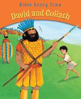 David and Goliath - Bible Story Time (Paperback)