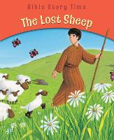 The Lost Sheep - Bible Story Time (Paperback)