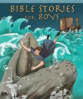 Bible Stories for Boys (Hardback)