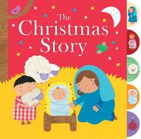 The Christmas Story (Board book)