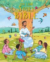 The Lion Story Bible (Hardback)
