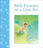 Bible Promises for a Little Boy (Hardback)