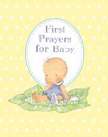 First Prayers for Baby (Hardback)