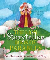 The Lion Storyteller Book of Parables: Stories Jesus Told - Lion Storyteller (Hardback)