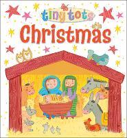 Tiny Tots Christmas - Candle Tiny Tots (Hardback)