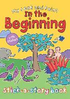 My Look and Point In the Beginning Stick-a-Story Book (Paperback)