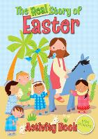 The Real Story of Easter Activity Book (Paperback)