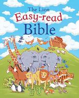 The Lion easy-read Bible (Hardback)