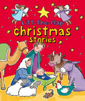 Lift-The-Flap Christmas Stories - Lift-the-Flap (Paperback)
