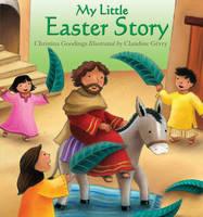 My Little Easter Story (Hardback)
