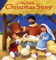 My Little Christmas Story (Hardback)