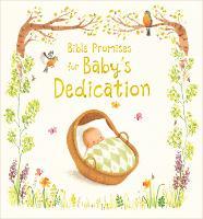 Bible Promises for Baby's Dedication (Hardback)