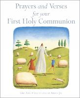 Prayers and Verses for Your First Holy Communion (Hardback)