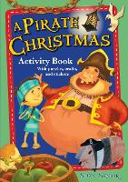 A Pirate Christmas Activity Book (Paperback)