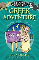 Greek Adventure: Who were the first scientists? - The Curious Science Quest (Paperback)