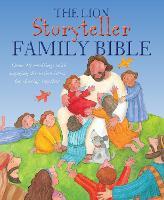 The Lion Storyteller Family Bible - Lion Storyteller (Hardback)