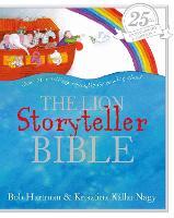 The Lion Storyteller Bible 25th Anniversary Edition - Lion Storyteller (Hardback)